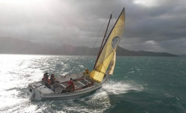 ob sailing